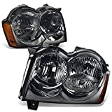 DNA MOTORING HL-OH-057-SM-AM Headlight Assembly, Driver and Passenger Side