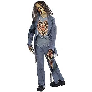 Amscan - 999648 - Disfraz - Niños de Halloween - zombie miedo - 8 ...