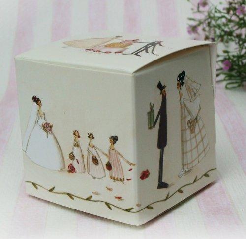 Silke Leffler Gast regalo Give Away matrimoni regalo di coppia di sposi decorazione da tavolo