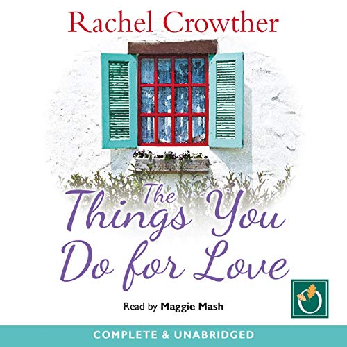 Couverture de The Things You Do for Love