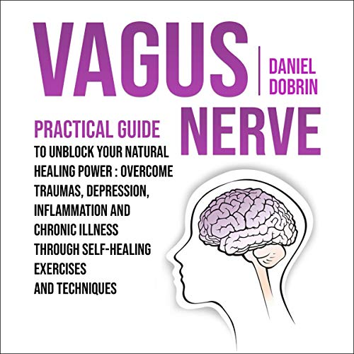 Vagus Nerve: Practical Guide to Unblock Your Natural Healing Power audiobook cover art