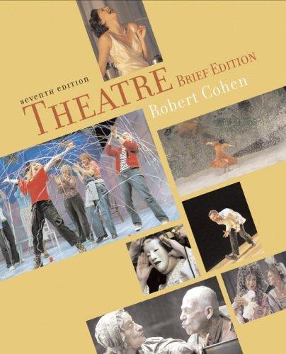 Theatre: Brief Edition