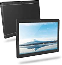 10 inch Android Tablet PC, Octa-Core Processor, 4GB RAM, 64GB Storage, 5G-WiFi,Bluetooth, GPS, GMS Certified, IPS HD Displ...