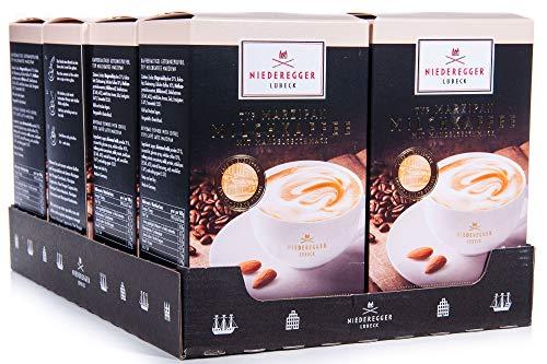 J. G. Niederegger Marzipan Milchkaffee, Vorteilspack 8er Pack (8x200g/80 Btl.)