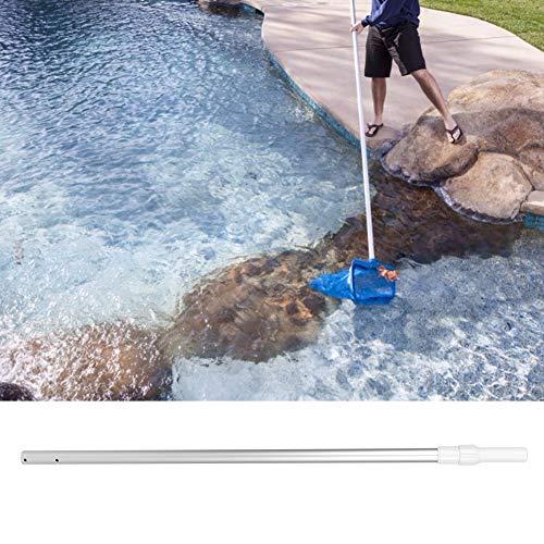 Telescopische Pol, professionele aluminium telescopische paal zwembadstang verstelbare ergonomische handgreep ontwerp voor zwembad voor snelle reiniging