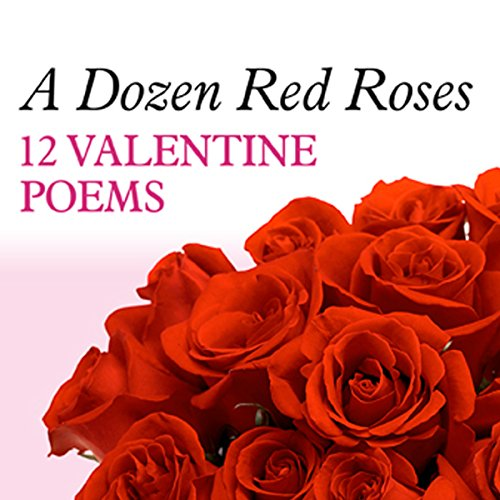 A Dozen Red Roses audiobook cover art