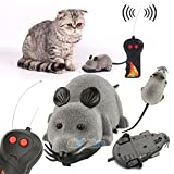 WW shop Remote Control RC Rat Mouse Wireless for Cat Dog Pet Funny Toy:New