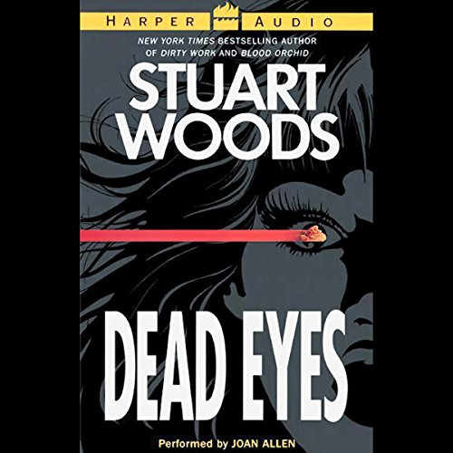 Dead Eyes audiobook cover art