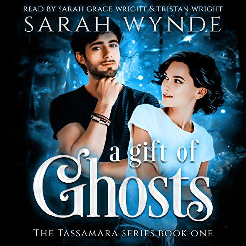 A Gift of Ghosts audiobook cover art