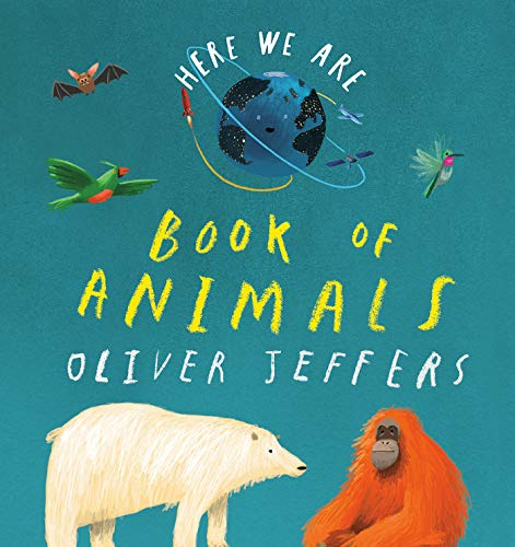 Here We Are: Book of Animals