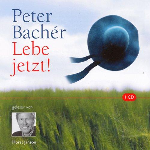 Lebe jetzt! audiobook cover art