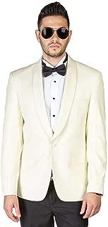 ivory shawl dinner jacket