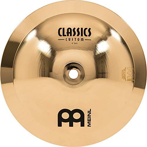"""MEINL マイネル Classics Custom シリーズ ベルシンバル 8"""" Bell CC8B-B 【国内正規品】"""