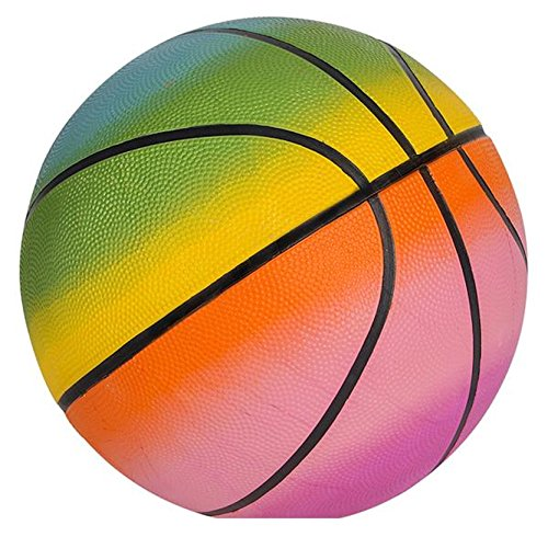 Find Discount Rhode Island Novelty 9.5 Rainbow Basketball