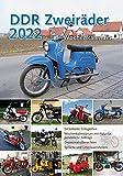 Wochenkalender DDR Zweiräder 2022
