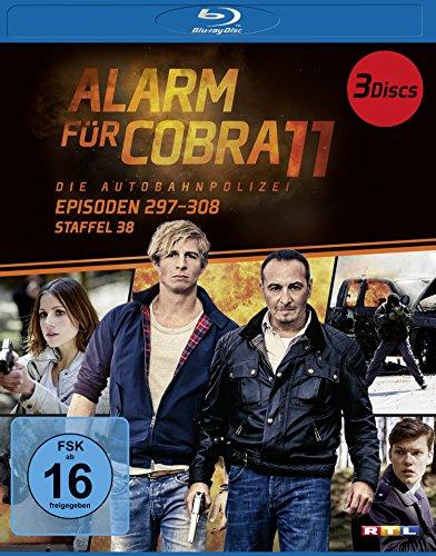 Alarm für Cobra 11 - Staffel 38 [Blu-ray]