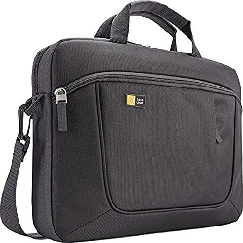 Case Logic AUA-314BLK 14.1-Inch Laptop/ MacBook Air / Pro Retina Display and iPad Slim Case (Black)