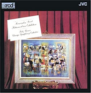 Mussorgsky: Pictures at an Exhibition by Fritz Reiner (2002-04-09)