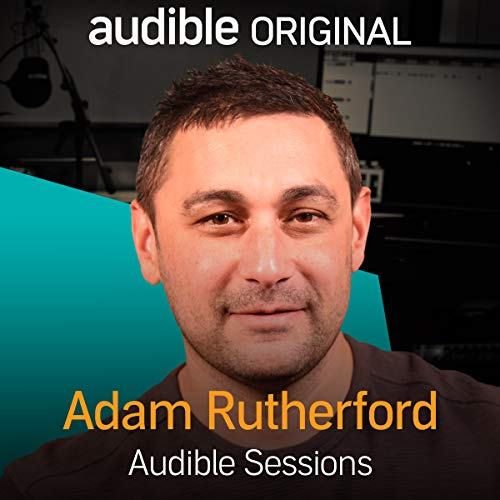 Adam Rutherford audiobook cover art
