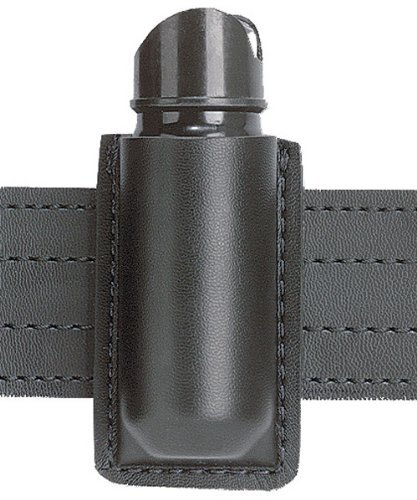 Safariland 37 open Top OC Spray titular negro, Plain, MK4