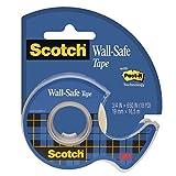 Scotch - Cinta adhesiva de pared en portarrollos