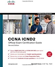 CCNA Official Exam Certification Library (Exam 640-802), Third Edition (Containing ICND1 and ICND2 Second Edition Exam Certification Guides) 3th (Third) Edition Text Only