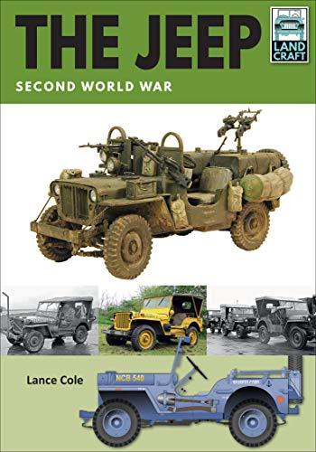 The Jeep: Second World War (LandCraft) (English Edition)