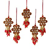 NOVICA Urlaub Kometen '(Set von 5) Perlen Ornaments
