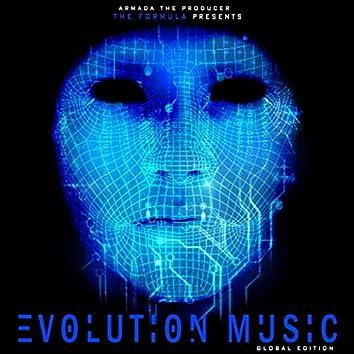 Evolution Music (Global Edition)