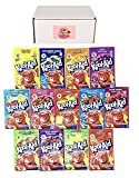 Kool Aid Drink Mix Packets Variety Pack of 13 Flavors (1 of each flavor)