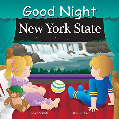 Good Night New York State (Good Night Our World) (English Edition)