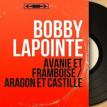 Avanie et framboise / Aragon et Castille (feat. Alain Goraguer) [Mono Version]