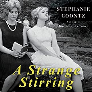A Strange Stirring cover art