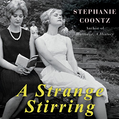 A Strange Stirring audiobook cover art
