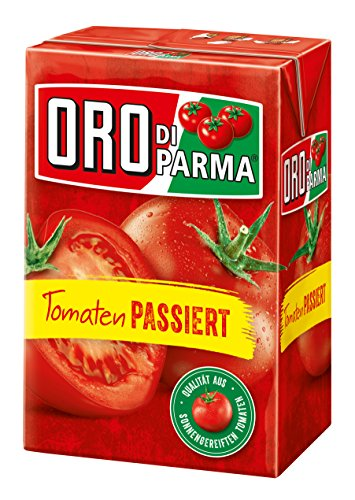 ORO di Parma Tomaten passiert Combibloc, 16er Pack (16 x 400 g Packung)
