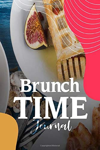 Brunch time: Organic food, Meal Planner notebook, healthy...