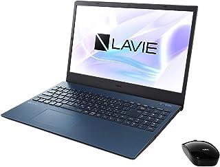 NEC PC-N1565AAL LAVIE N15 - N1565/AAL ネイビーブルー (AMD Ryzen 7 4700U/8GB/SSD・256GB/DVDスーパーマルチ/Win10Home64/Microsoft Office Hom...