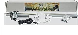 light rail for grow room