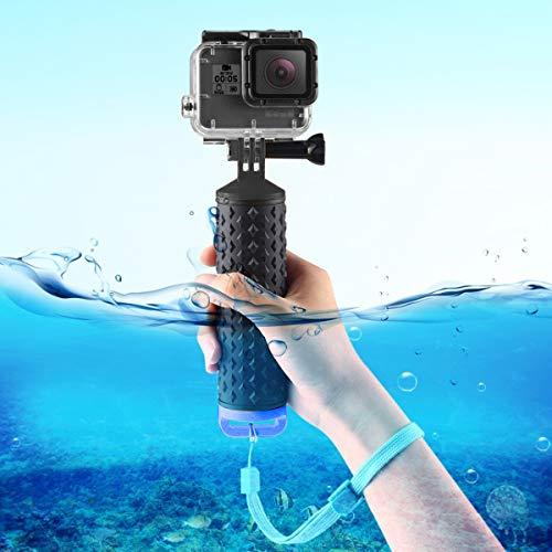 iEago RC Mini Poche Protection EVA Étui Transport Caméra Sport pour DJI OSMO Action GoPro Hero 5/6/7 Accessoires Caméra