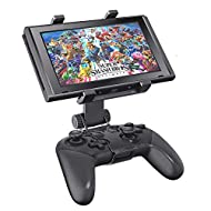 Special Design for Nintendo Switch/Switch Lite & Original Pro Controller: Providing a brand new experience while playing the regular switch/switch lite with your pro controller. (Note: Not fit for thirth-party controller) Solid and Light Weight: This...