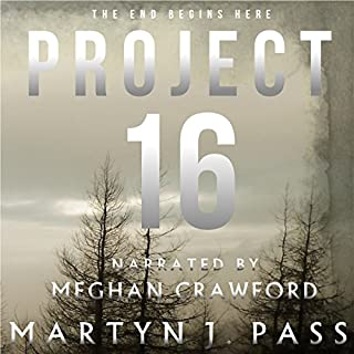 Project - 16 audiobook cover art