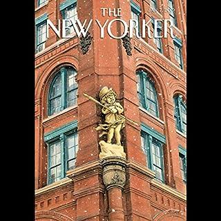The New Yorker, January 7th 2019 (Patrick Radden Keefe, Lauren Collins, Jill Lepore) cover art