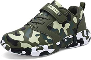 Niño Zapatillas de Unisex Niños Respirable Casual Zapatos de Deporte para Correr Trotar Bádminton