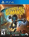 Destroy All Humans! - Playstation 4