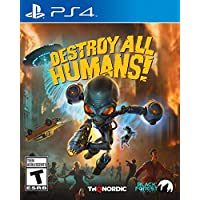 Destroy All Humans! for Playstation 4 by THQ Nordic Store