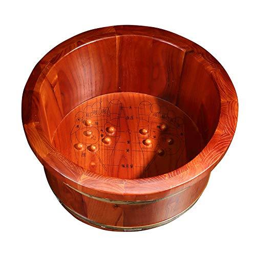 Preisvergleich Produktbild Foot tub Fußbadewanne aus Massivem Holz Fußbadewanne Fußwanne Fußwanne Wanne Waschen Sie Ihr Gesicht