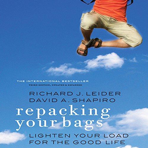 Repacking Your Bags audiobook cover art