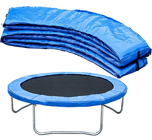 LCAZR Replacement Trampoline Surround Pad Foam Safety Guard Spring Cover Padding Pads Trampoline Spring Cover Pad Replacement Surround Spring Cover Padding Safety Guard,16FT