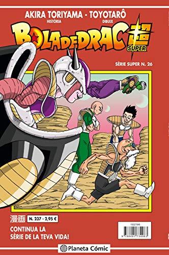 Bola de Drac Sèrie vermella nº 237 (Manga Shonen)
