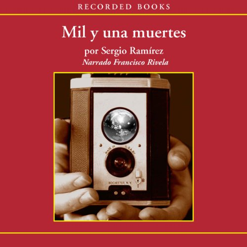 Mil y una muertes [A Thousand and One Dead (Texto Completo)] audiobook cover art